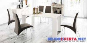 ▷ Mesa Redondas y Sillas Comedor Disponibles On-line ...