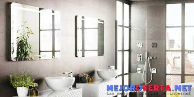 De pie o Montado en la Pared 130x45cm Blanco Classic by Casa Chic Madera Maciza Espejo de Cuerpo Entero