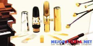 Accesorios de instrumentos de música