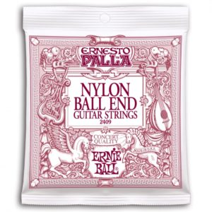 Set Cuerdas Nylon Ernie Ball con…